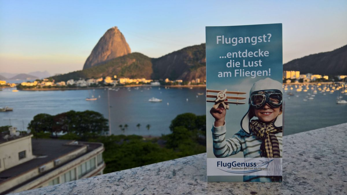 Flugangst Seminar | FlugGenuss Flyper | Rio